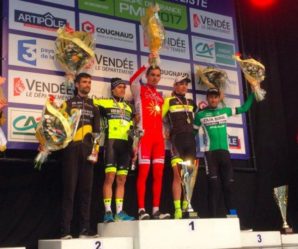 Christophe Laporte remporte le 46 ème Tour de Vendée !...