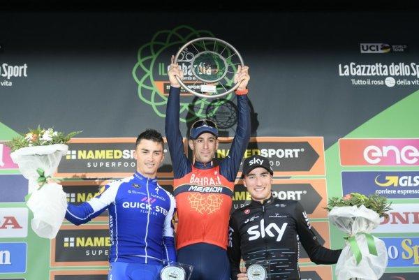 Vincenzo Nibali remporte le 111 ème Tour de Lombardie !...