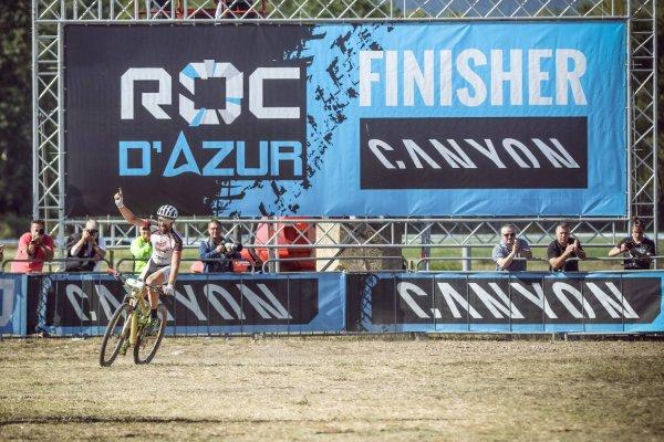 Nicola Rohrbach et Pauline Ferrand-Prévot remportent le 34 ème Roc d'Azur !...