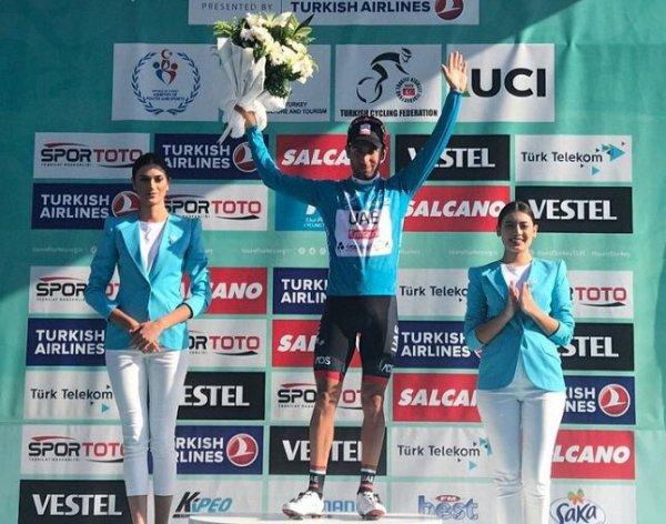 Diego Ulissi remporte le 53 ème Tour de Turquie !...