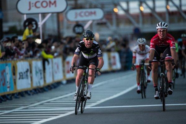 Mark Cavendish remporte le 5 ème Critérium de Saitama !...