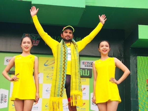 Jacopo Mosca remporte le 12 ème « Tour de Hainan » !...