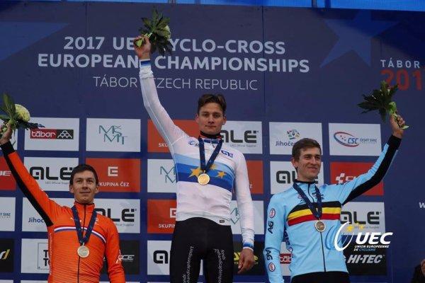 Championnats d'Europe de Cyclo-Cross, à Tábor, en République Tchèque !...