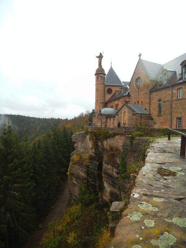 18 ème Montée du Mont Sainte Odile à la Marche Athlétique, à Klingenthal !...