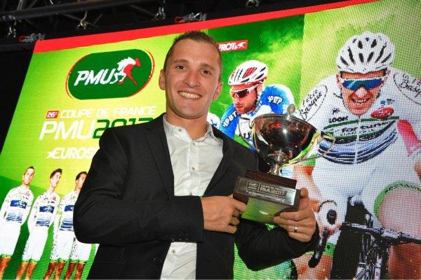 Remise des prix de la 26 ème Coupe de France PMU de Cyclisme sur Route !...