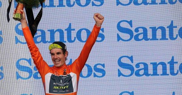 Daryl Impey remporte le 20 ème Tour Down Under, en Australie !...