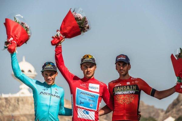 Alexey Lutsenko remporte le 9 ème Tour d'Oman !...