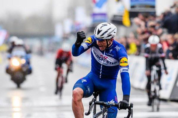 Yves Lampaert remporte le 73 ème « À travers les Flandres » !...