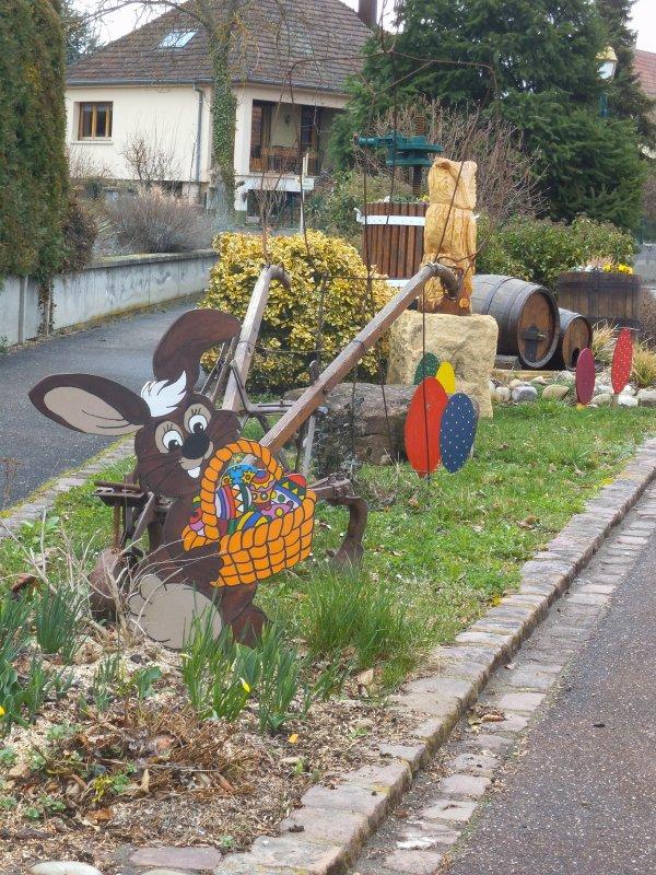 C'est Pâques, aujourd'hui !...