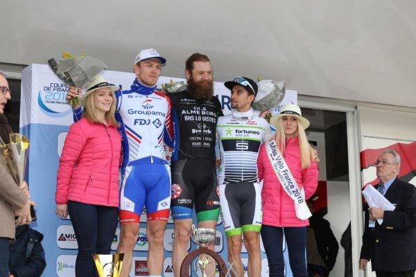 Rasmus Christian Quaade remporte la 19 ème « Classic Loire-Atlantique » !...