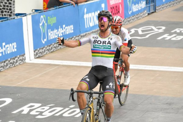Peter Sagan remporte le 116 ème « Paris - Roubaix » !...