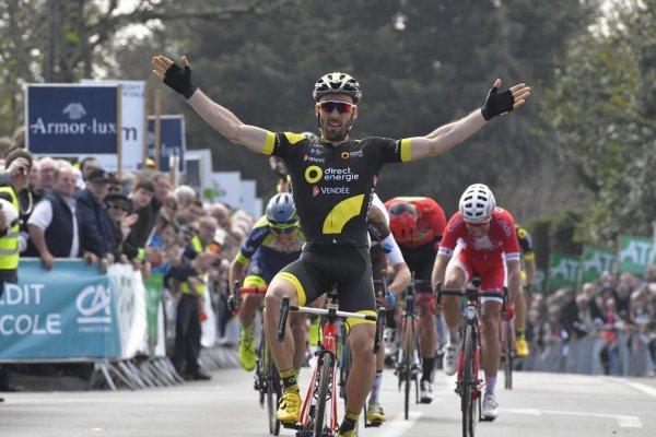 Jonathan Hivert remporte le 33 ème Tour du Finistère !...