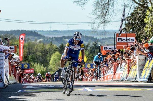 Julian Alaphilippe remporte la 82 ème Flèche Wallonne !...