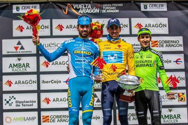 Jaime Rosón remporte le 43 ème Tour d'Aragon !...