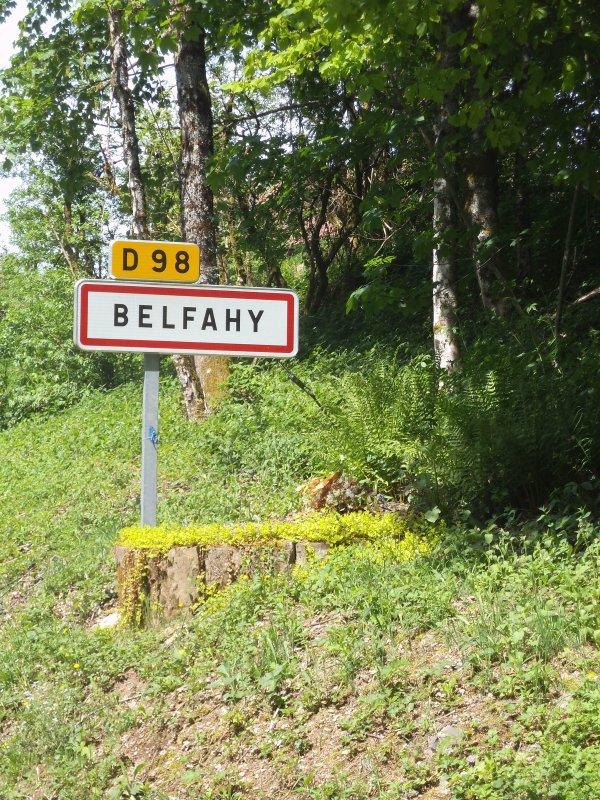 « Montée de Belfahy - Prix de la Mutuelle Générale », à Belonchamp, en Haute-Saône (FFC) !...