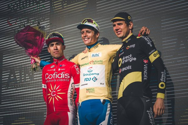 Arthur Vichot remporte le 30 ème « Tour de l'Ain » !...