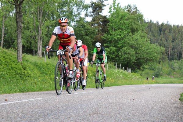 Cyclosportive « Les Marcaires », de Gunsbach au Gaschney !...