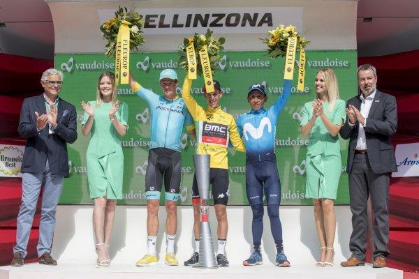 Richie Porte remporte le 82 ème Tour de Suisse !...