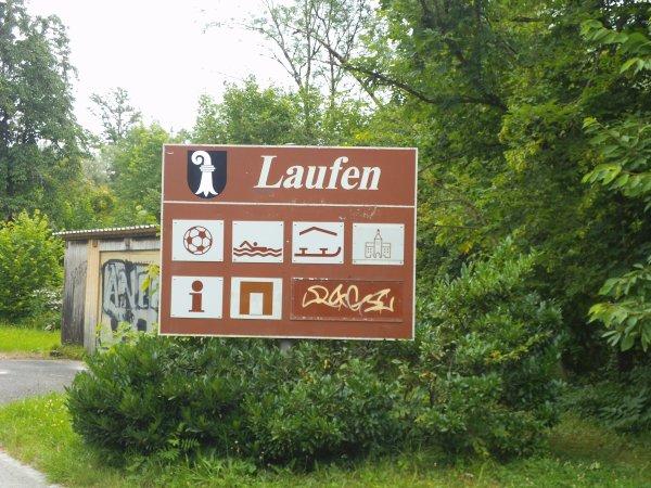 Contre-la-Montre Individuel Laufen - Delémont - Laufen, à Laufen, non loin de Bâle, en Suisse !...