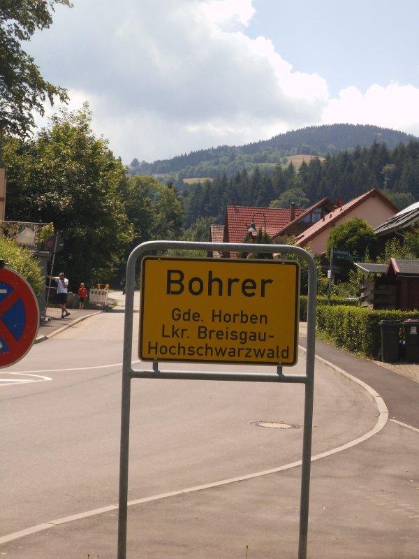 10 ème Schauinslandkönig, en Allemagne, près de Fribourg-en-Brisgau !...
