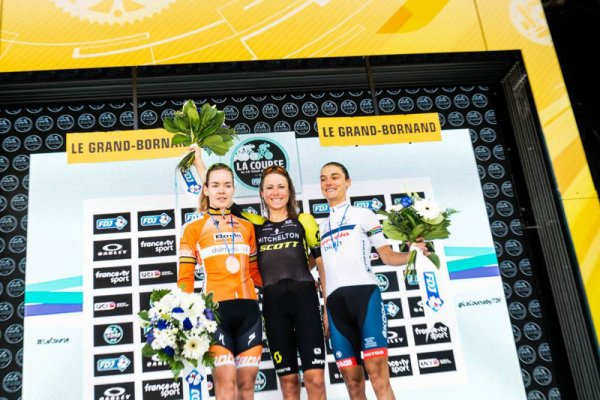 Annemiek van Vleuten remporte la 5 ème « Course by Le Tour de France » !...