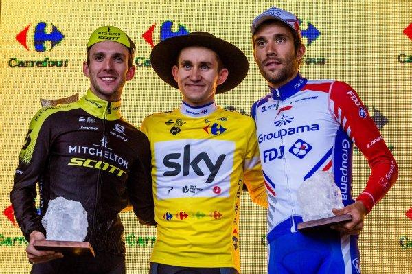 Michał Kwiatkowski remporte le 75 ème Tour de Pologne !...