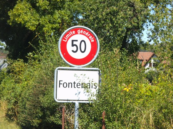 12 ème édition du contre-la-montre individuel du Col de Montvoie, à Fontenais, près de Porrentruy, en Suisse !...