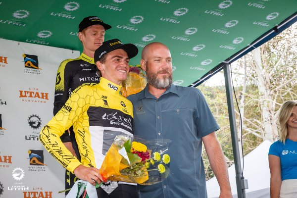 Sepp Kuss remporte le 14 ème Tour de l'Utah !...