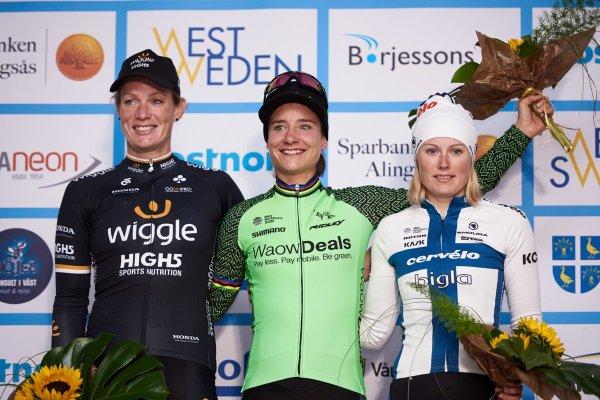 Marianne Vos remporte le 13 ème Open de Suède Vårgårda !...