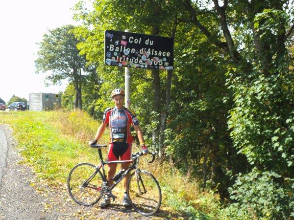 94 ème Critérium du Ballon d'Alsace, Belfort, dans le Territoire de Belfort !...