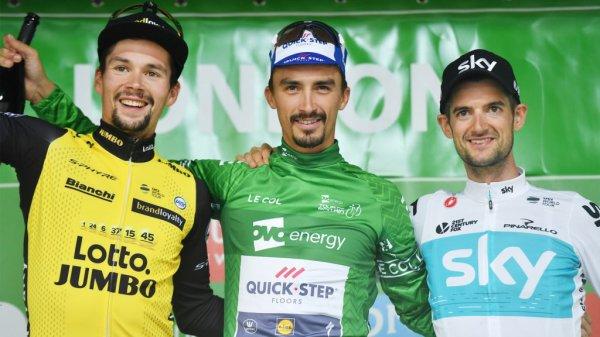 Julian Alaphilippe remporte le 79 ème Tour de Grande-Bretagne !...