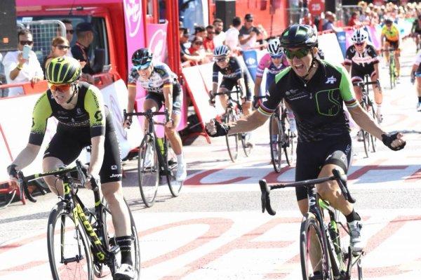 Eleonora Maria van Dijk remporte la 4 ème « Madrid Challenge by La Vuelta » !...