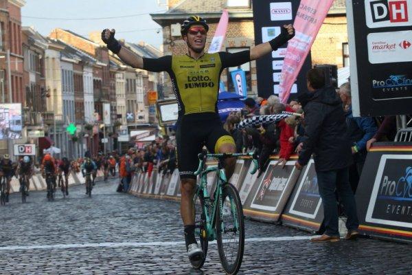 Danny van Poppel remporte le 31 ème Binge - Chimay - Binge !...