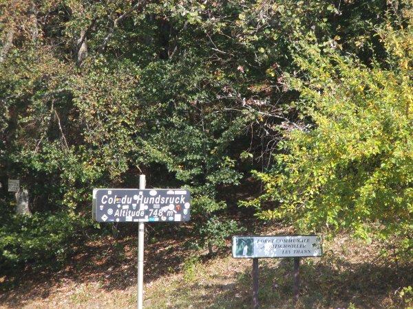 22 ème Montée du Floridor - Col du Hundsruck (FSGT), à Thann !...