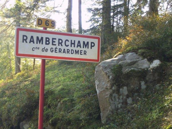 6 ème Gentleman du Crédit Agricole, à Ramberchamp / Gérardmer, dans les Vosges !...