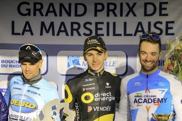 Anthony Turgis remporte le 40 ème Grand Prix « La Marseillaise » !...