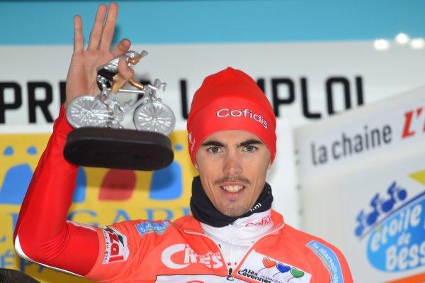 Christophe Laporte remporte la 49 ème « Étoile de Bessèges » !...