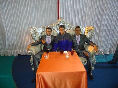 boda de amigo