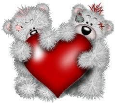 Saint valentin et le jour de mon anniversaire !!!!