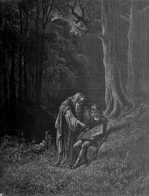 Forêts mythiques
