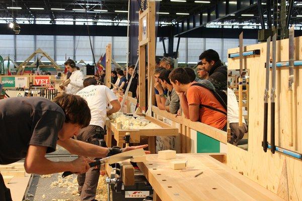Salon du bois 2015 Grenoble
