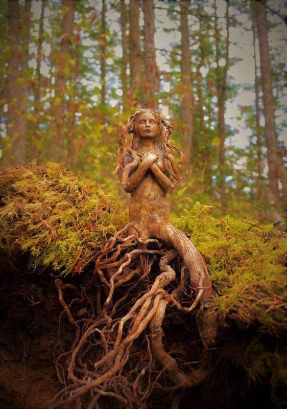 Shaping Spirit : 7 sculptures qui complètent l'oeuvre de la nature