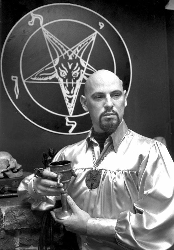 Dr. Anton Szandor LaVey