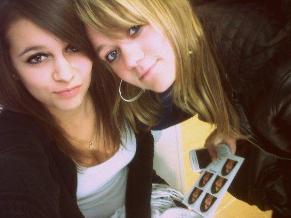 « Nulle amie ne vaux une soeur. » ♥