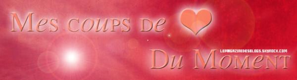 Mes blogs COUP DE ♥ DU MOMENT