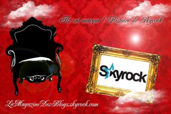 Titre // Ils ont marqué l'Histoire de Skyrock !