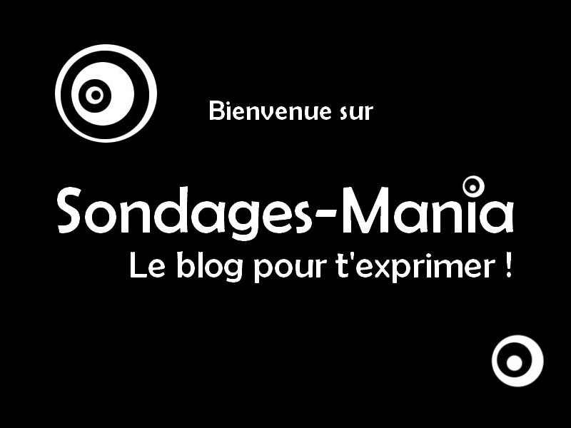 Blog de Sondages-Mania