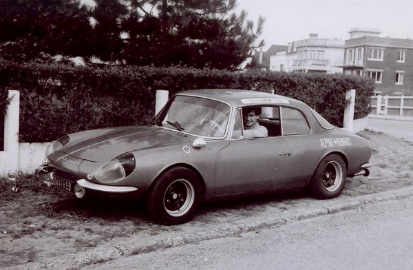 L'Alpine GT4 de Mon copain Jean
