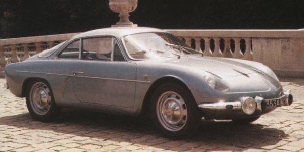 La berlinette A110