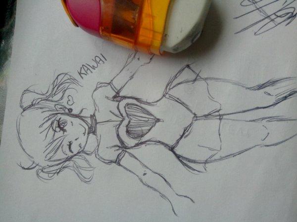Spéciale dessin kawaii
